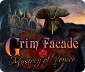 Grim Facade: Mystery of Venice Walkthrough