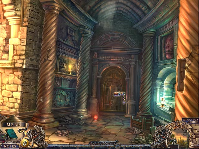 Grim Facade: Sinister Obsession Collector's Edition – Mac Screenshot-2