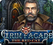 Grim Façade: The Red Cat Walkthrough