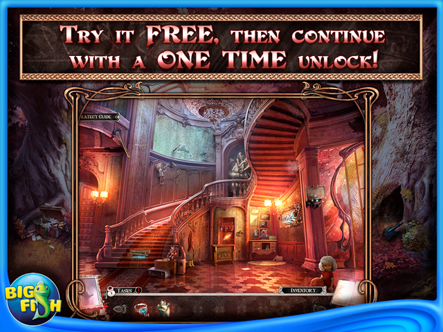 Screenshot for Grim Tales: Bloody Mary Collector's Edition