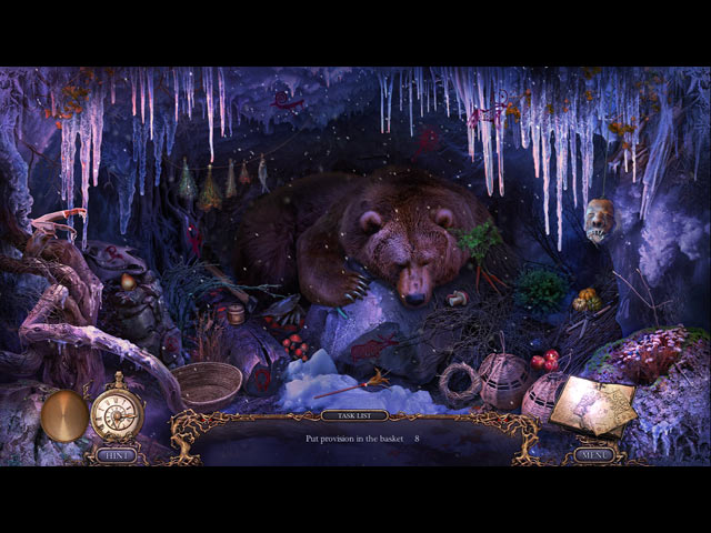 Video for Grim Tales: Color of Fright