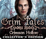 Grim Tales 11: Crimson Hollow Collector's Edition - Mac
