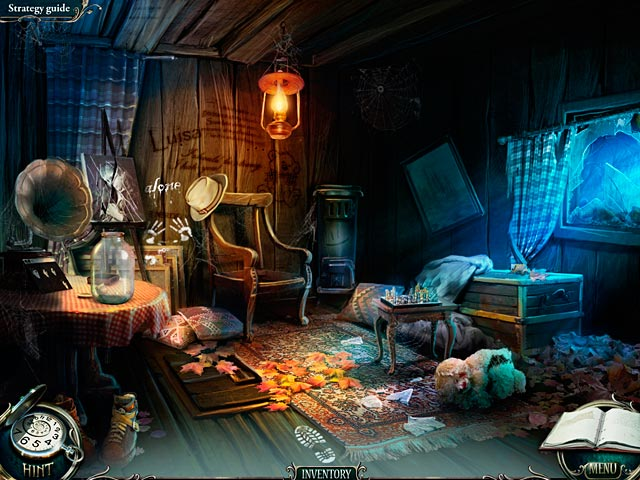 Grim Tales: The Bride Collector's Edition – Mac Screenshot-1