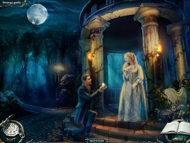 Grim Tales: The Bride Collector's Edition – Mac Screenshot-3