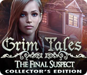 Grim Tales 8: The Final Suspect Collector's Edition - Mac
