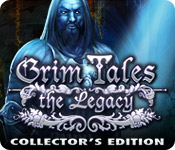 Grim Tales: The Legacy Collector's Edition screen