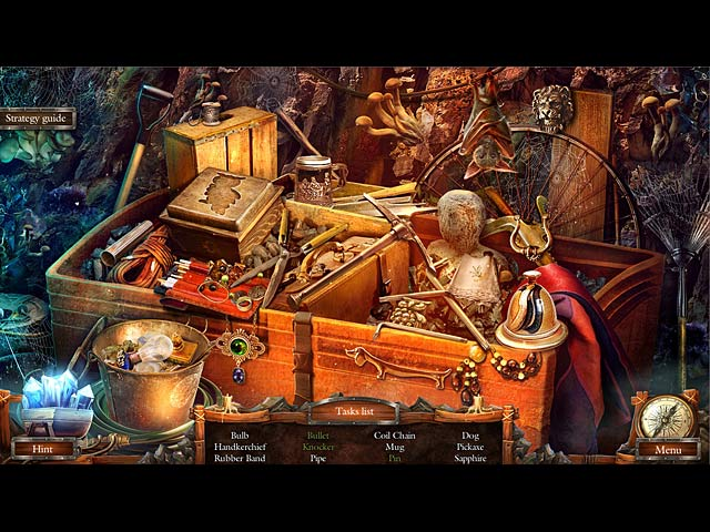 Video for Grim Tales: The Stone Queen Collector's Edition