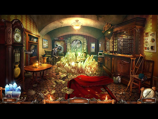 Game screenshot 2 Grim Tales: The Stone Queen