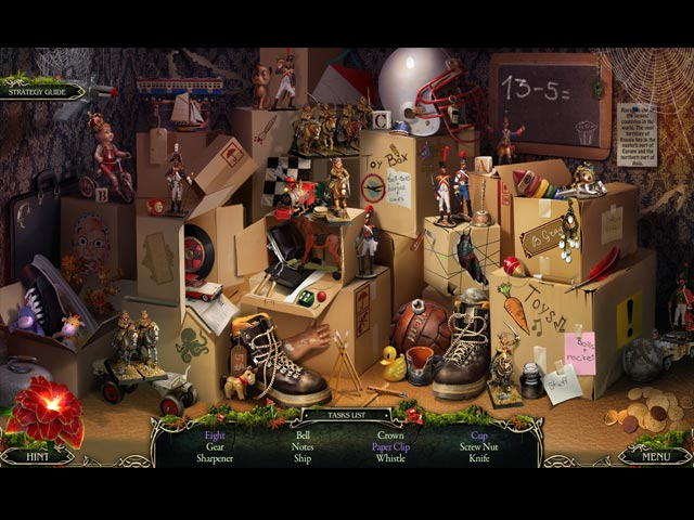 Game screenshot 2 Grim Tales: The Wishes Collector's Edition
