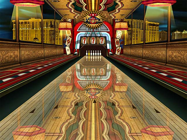Gutterball: Golden Pin Bowling Picture 1