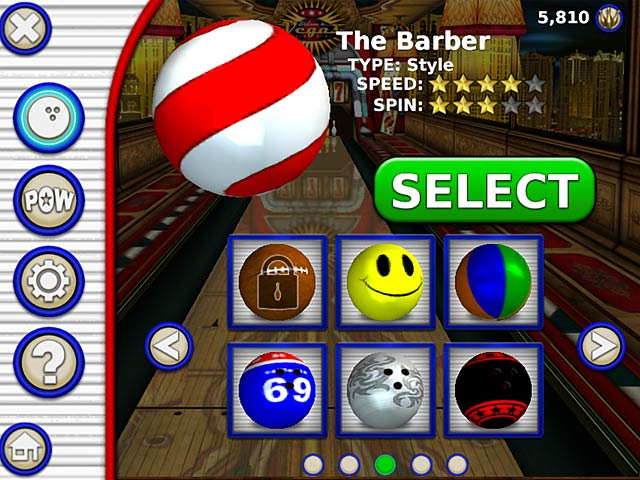 Gutterball: Golden Pin Bowling – Mac Screenshot-2