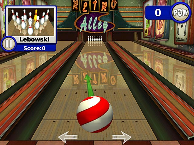 Gutterball: Golden Pin Bowling – Mac Screenshot-3
