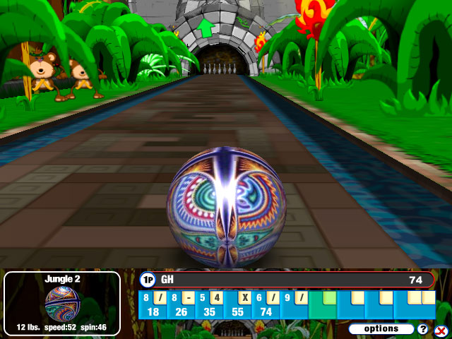 Game screenshot 2 Gutterball 2