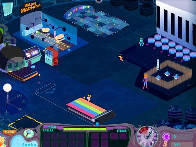 Game screenshot 1 Gwen the Magic Nanny