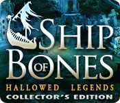 Hallowed Legends: Ship of Bones Collector's Editio