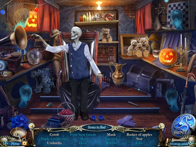 Game screenshot 2 Hallowed Legends: Ship of Bones Collector's Edition