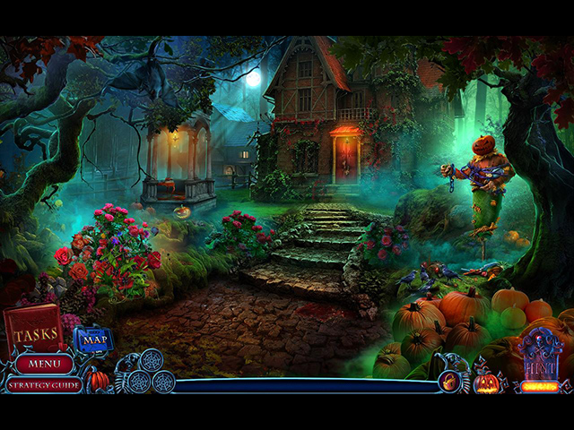Game screenshot 1 Halloween Chronicles: Evil Behind a Mask Collector's Edition