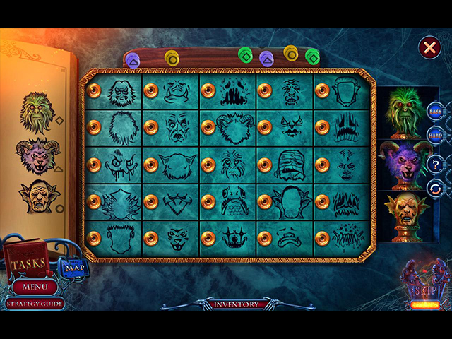 Game screenshot 3 Halloween Chronicles: Evil Behind a Mask Collector's Edition