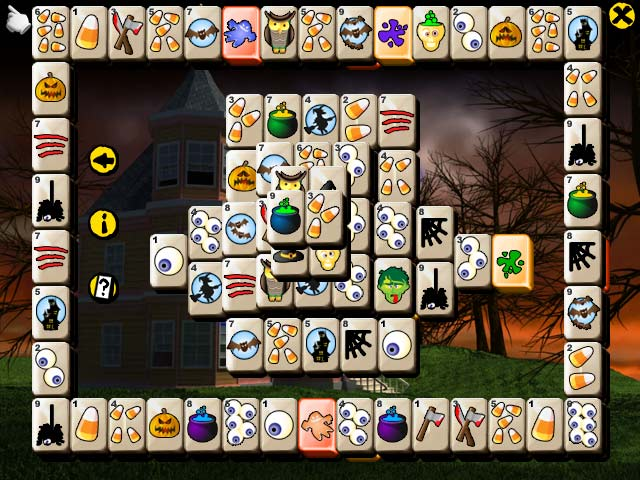Halloween mahjong download pc game for Big fish games free download