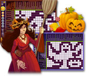 Halloween Riddles: Mysterious Griddlers - Mac