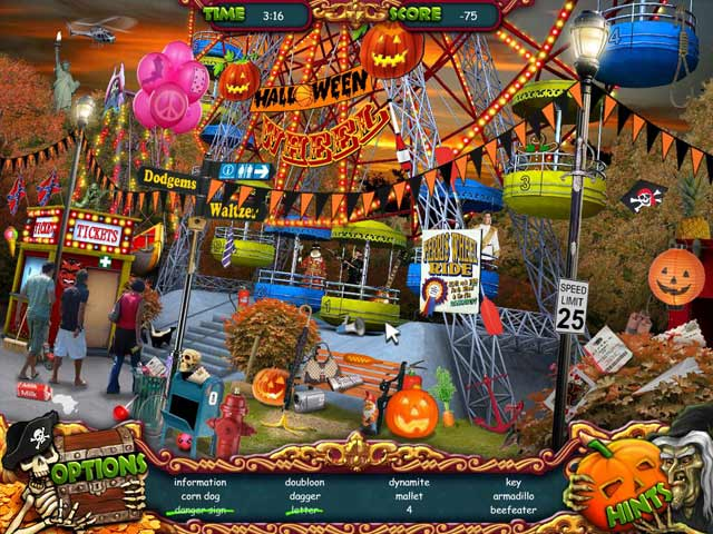 Game screenshot 1 Halloween: The Pirate's Curse