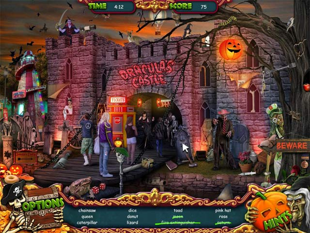 Game screenshot 3 Halloween: The Pirate's Curse