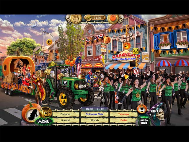 Game screenshot 1 Halloween: Trick or Treat 2