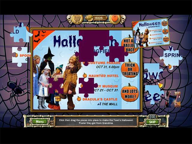 Game screenshot 2 Halloween: Trick or Treat 2