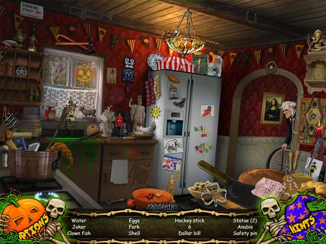 Halloween:Trick or Treat &#8211; Mac Screenshot-1