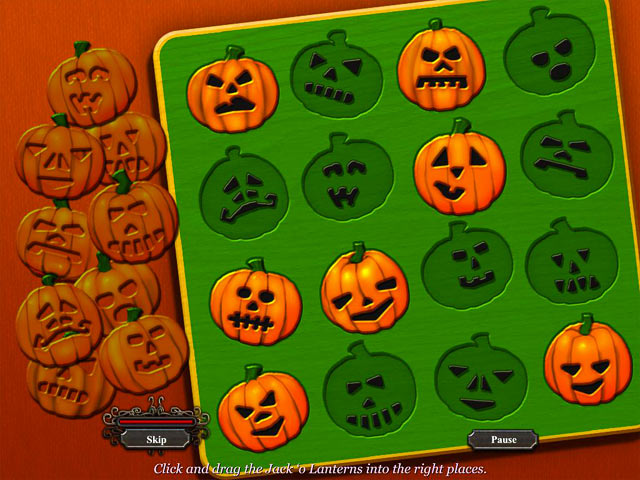 Game screenshot 2 Halloween:Trick or Treat