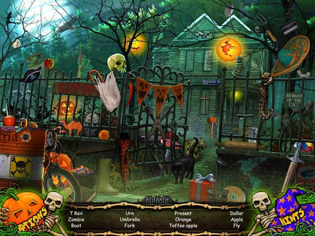 Halloween:Trick or Treat &#8211; Mac Screenshot-3