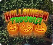 Feature screenshot game Halloween Trouble