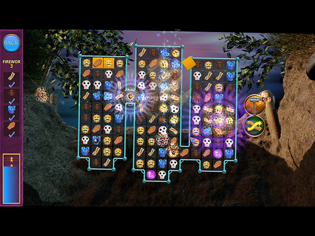 Game screenshot 1 Halloween Trouble