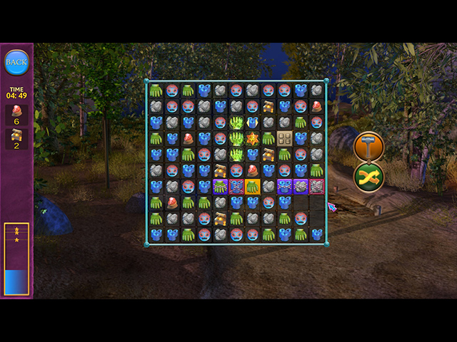Game screenshot 3 Halloween Trouble