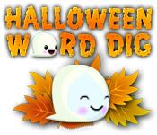 Feature screenshot game Halloween Word Dig
