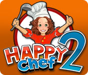 Feature screenshot game Happy Chef 2