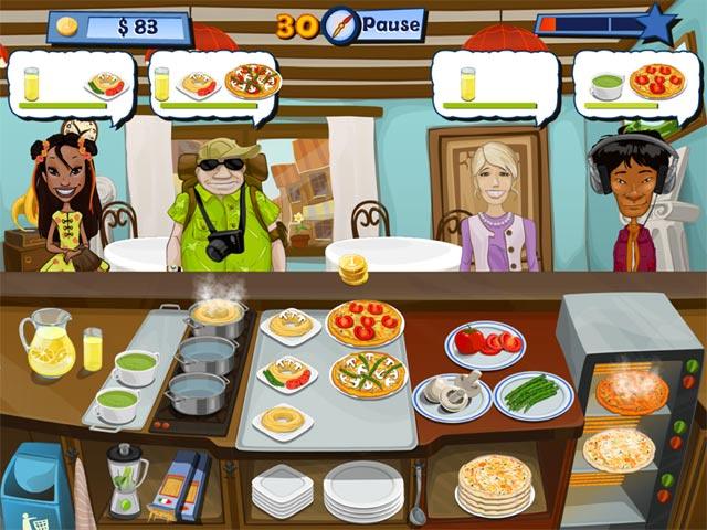 Game screenshot 3 Happy Chef 2