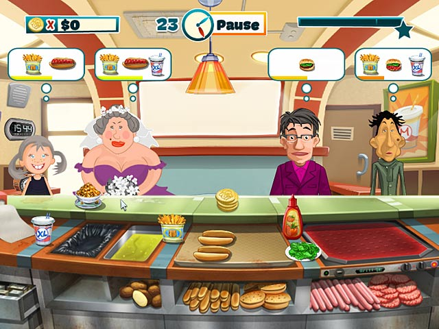 Happy Chef Screenshot 2