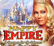 Feature screenshot game Happy Empire: A Bouquet for the Princess