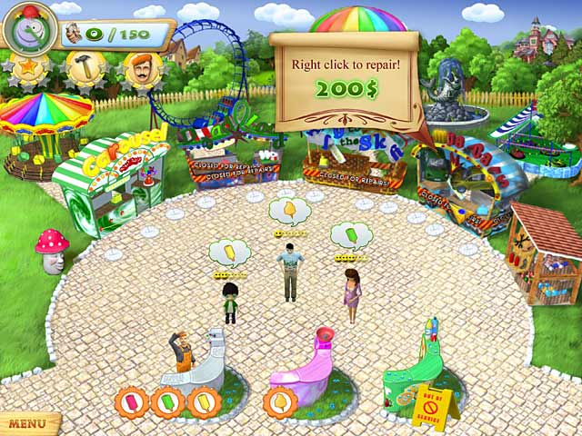 Game screenshot 2 Happy Kingdom