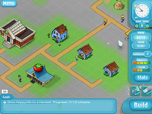 Game screenshot 2 HappyVille: Quest for Utopia