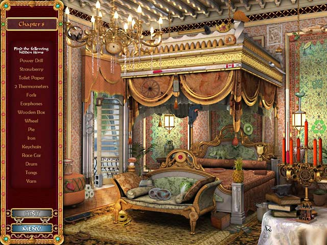 Game screenshot 1 Harlequin Presents: Hidden Object of Desire