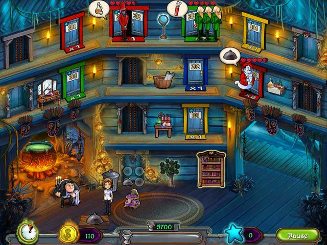 play online 5 star hotel games
