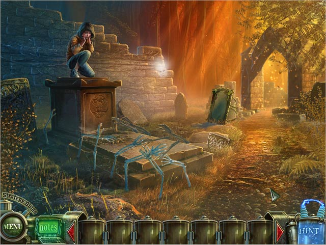 Game screenshot 2 Haunted Halls: Fears from Childhood Collector's Edition