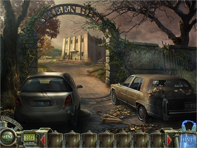 Game screenshot 1 Haunted Halls: Green Hills Sanitarium Collector's Edition