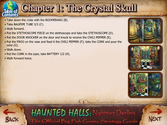 Game screenshot 1 Haunted Halls: Nightmare Dwellers Strategy Guide