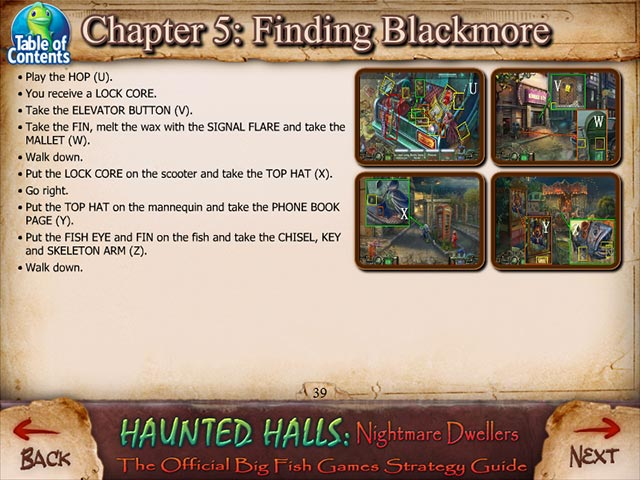 Game screenshot 3 Haunted Halls: Nightmare Dwellers Strategy Guide