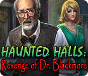 Haunted Halls: Revenge of Dr. Blackmore Walkthrough