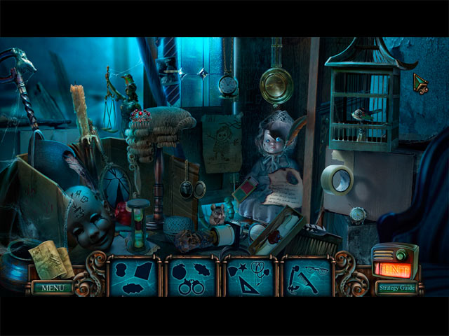Game screenshot 1 Haunted Hotel: Death Sentence Collector's Edition