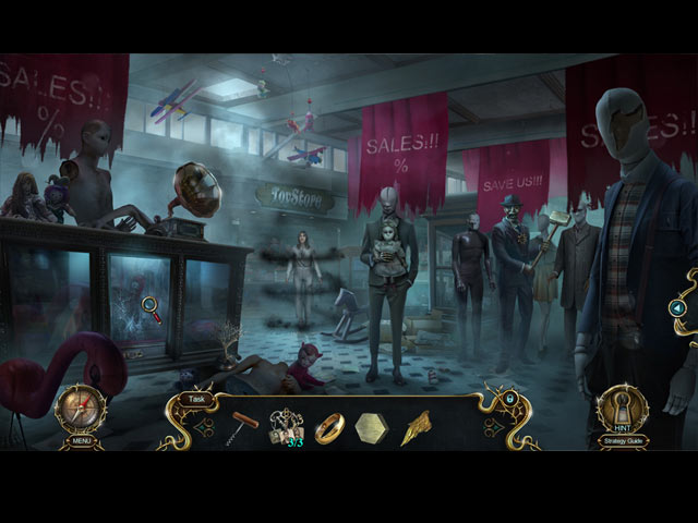 Haunted Hotel: Personal Nightmare - Screenshot 1